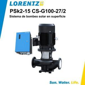 Bomba de superficie Lorentz PSK2-15