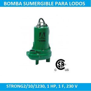 Bomba para aguas negras Altamira Strong
