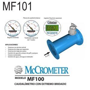 Medidor-de-flujo-McCrometer-modelo-MF101-2.5-pulg.-Ø-brida-estandár