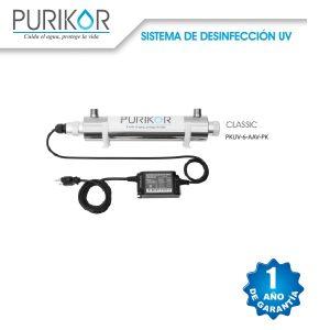 Sistema-UV-para-desinfección-de-agua-25-W-6-GPM-Purikor-PKUV-6-AAV-PK