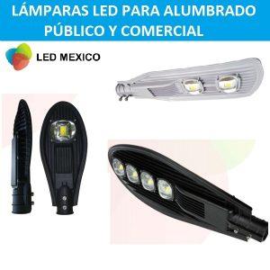 Lámparas para alumbrado público LED